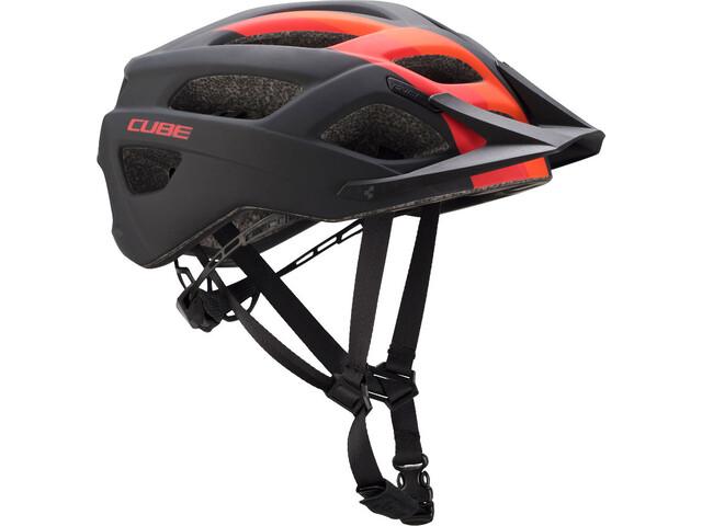 Cube Pro - Casco de bicicleta - azul/negro